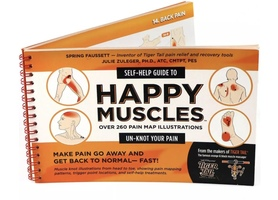 Happy Muscles-Un-Knot your pain book
