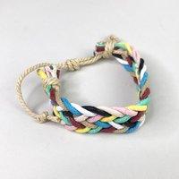 Adjustable Woven Bracelet