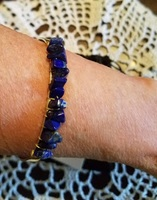 The Lapis Bangle by the french designer Azucar