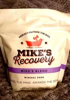 Mike's Recovery Mineral Soak