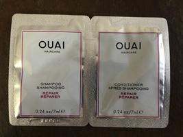 Ouai repair shampoo and conditioner