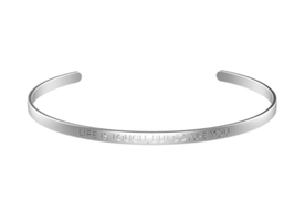 Bellabeat Inspire Bracelet-Life is Tough