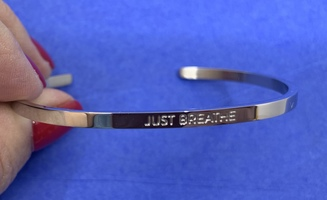 "Bellabeat Inspire Bracelet ""Just Breathe"""