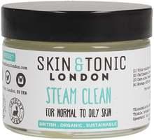 Skin & Tonic steam clean