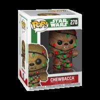 POP Star Wars: Holiday - Chewbacca