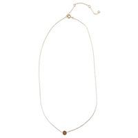 Half United honeycomb necklace