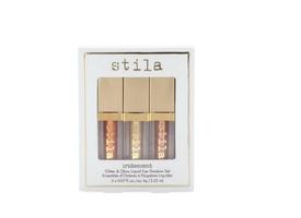 Stila Glitter & Glow Liquid Eyeshadow Iridescent Set