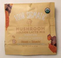 Four Sigmatic Golden Latte Mushroom Mix w/Shitake & Turmeric