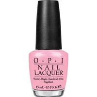OPI Nail Lacquer - I Think In Pink