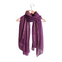 Kevia Light Scarf - Purple