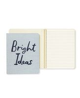 Kate Spade Bright Ideas Concealed Spiral Notebook (add-on)