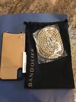 Bandolier Lucy crossbody Iphone X case