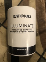 Rustic Maka Illuminate Tooth Powder