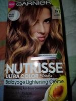 Garnier Nutrisse Lighting Creme