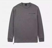 Grand AC Stride Gray Pullover