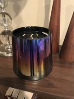 D.L.&Co Reverse Taper Glass 64.1oz Candle ~ Golden Fig & Argawood