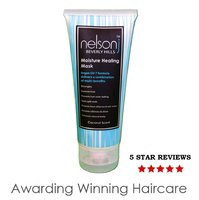Nelson J. Argan Oil 7 Moisture Healing Hair Mask