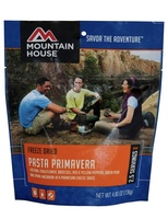 Mountain House Freeze Dried Pasta Primavera