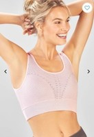 Devon Seamless Sports Bra - Size XL