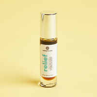 Relief Roll-On Essential Oils by Bombay & Cedar