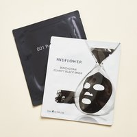 Biocellulose 001 Peeling & Charcoal Clarifying Sheet Masks by Midflower