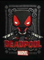 Marvel Deadpool - Black Tee Shirt