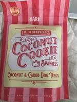 I.M. Slobbering's Coconut Cookie Spaniels