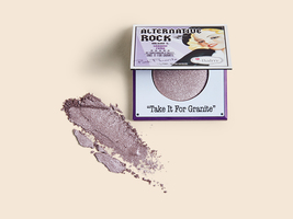 The Balm Alternative Rcok Shadow - Take it for Granite shade