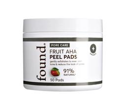 found Fruit AHA Peel Pads