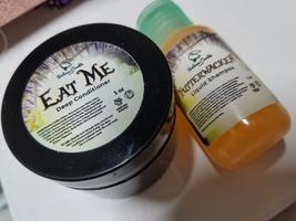 "Fortune Cookie Soap - ""Futterwacken"" Liquid Shampoo & ""Eat Me"" Deep Conditioner"