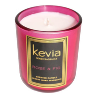 ROSE & FIG SCENTED TRAVEL CANDLE