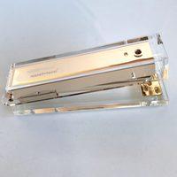 Russell + Hazel acrylic & gold stapler