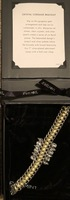 Jewelmint Crystal Corsage Bracelet