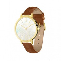 Agama Sport Brown & Gold Watch