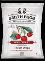 Smith Bros. Wild Cherry Throat Drops