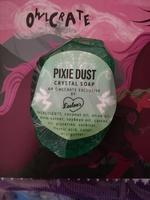 Pixie Dust crystal soap