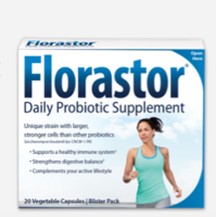 Florastor Daily Probiotic Supplement