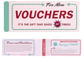 20 vouchers for mom