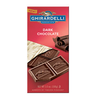 Ghiardhelli dark chocolate bar