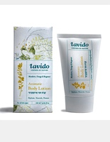 Lavido aromatic body lotion