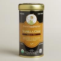 Zhena's Gypsy Tea Vanilla Chai Black Tea
