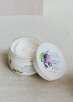 Cottage greenhouse Japanese tea and white plum whipped body butter