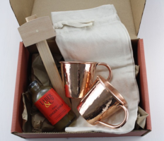Bespoke Post Copper Box