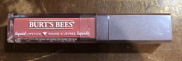 BURT'S BEES - Liquid Lipstick in Tidal Taupe