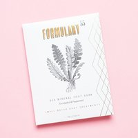 Formulary 55 Sea Mineral Foot Soak (Eucalyptus & Peppermint)