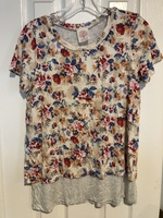 Shirt Floral by Freeloaders size S