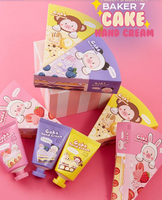 Blueberry cake hand cream