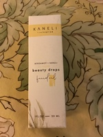 Kaneli Bergamot + Neroli Beauty Drops Facial Oil - vegan