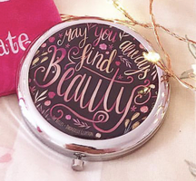 The Belles pocket mirror