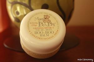 VMV Hypoallergenics Grandma Minnie's Boo-Boo Balm
